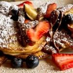Nutella Pancakes